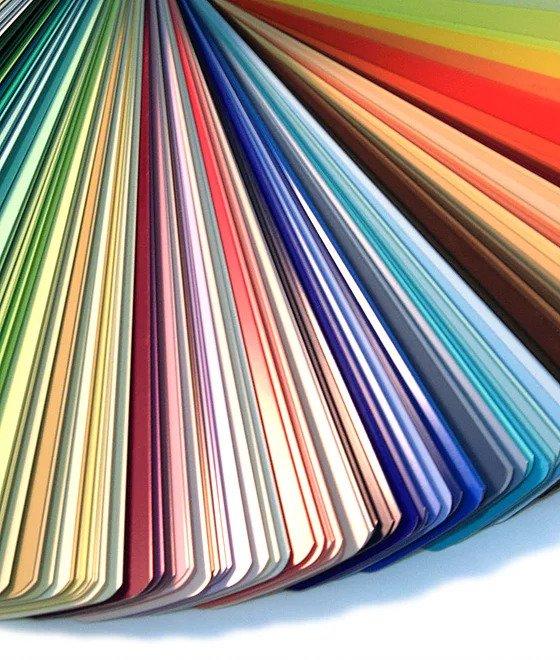kleur stalen